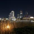 写真: グローバルゲート最上階から撮影した夜の名駅ビル群(iPhone 8で撮影) - 1