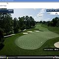 写真: Chromeアプリ:WGTゴルフチャレンジ(ボールの行方)