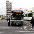 Photos: A7-198号車 [狭山25]狭山市駅西口 ゆき (迂回運行)