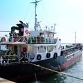 写真: 瀬戸内渡海船