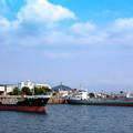 写真: 伊予港