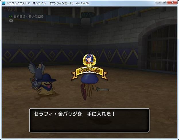 写真: ドラゴンクエストX オンライン 【オンラインモード】 Ver.2.4.0b_20141227-182439