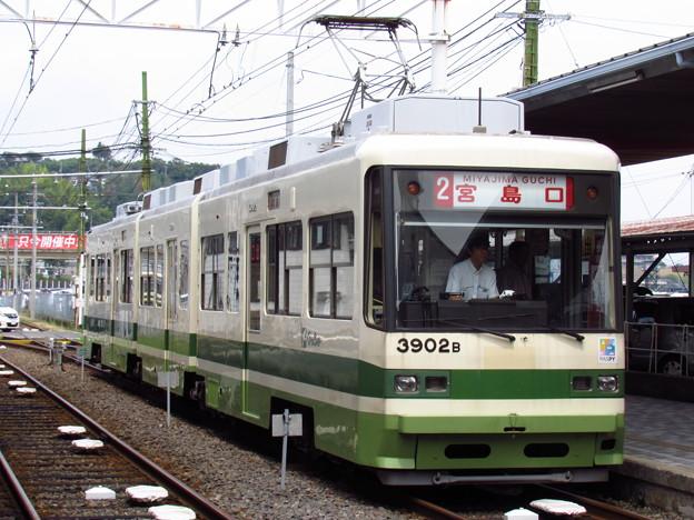 広電3902編成
