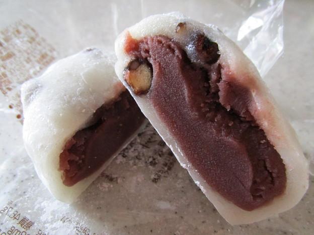 糖質30%カットの塩豆大福