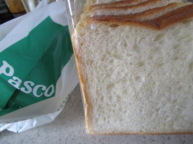 パスコの食パン