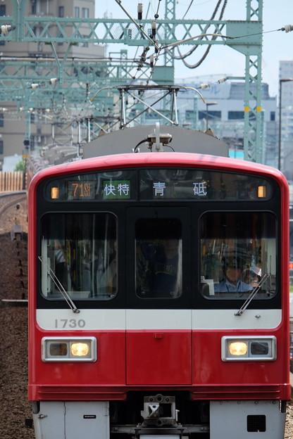写真: 京急1500形電車