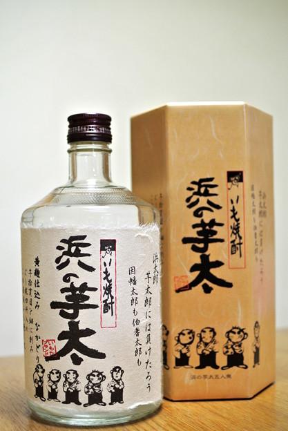 千代むすび酒造・浜の芋太 (1)