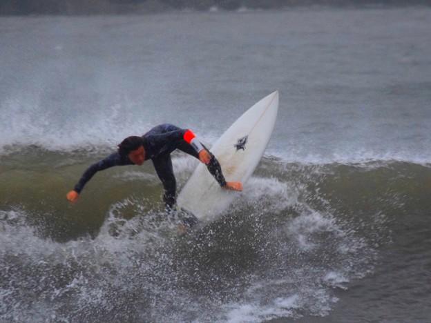 台風のうねりがくる湘南・鵠沼海岸 #湘南 #藤沢 #海 #波 #wave #surfing #台風 #hurricane