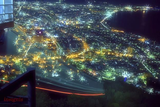 Photos: 函館山より.......
