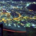 写真: 函館山より.......