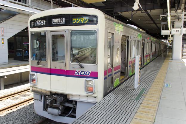 京王7000系 7801F [京王 高幡不動駅]