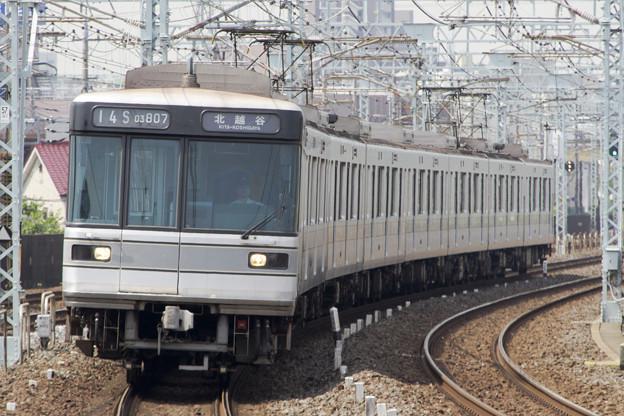 東京メトロ03系 03-107F [東武 谷塚駅]