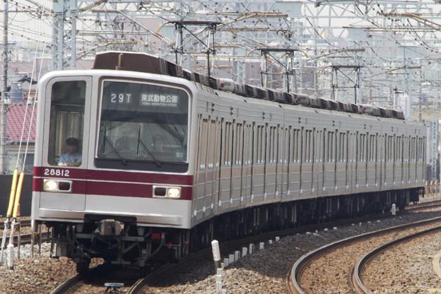 東武20000系 21812F [東武鉄道 谷塚駅]