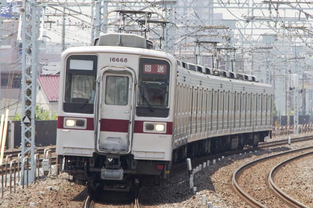 東武鉄道10030系 11668F [東武鉄道 谷塚駅]