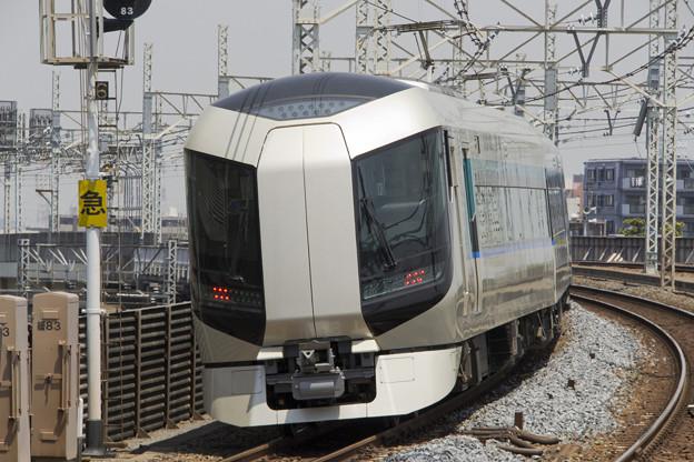 東武鉄道500系 507F+50?F [東武鉄道 小菅駅]