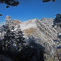 根石岳と天狗岳