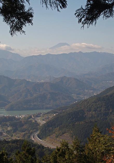 小仏峠より富士山0079c