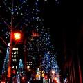 写真: 星降る街角
