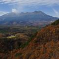 秋の木曽谷