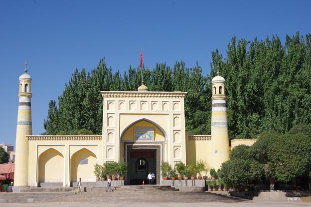 エイティーガール寺院