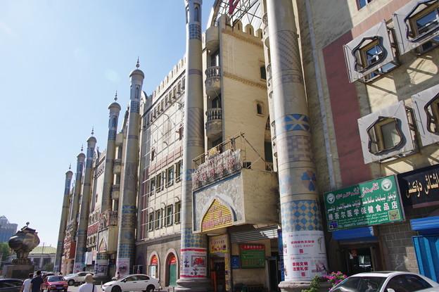 Photos: 新疆民街