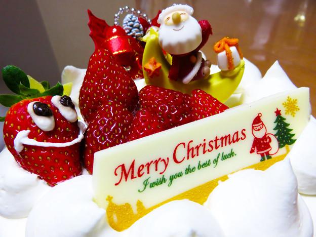 クリスマスケーキ 2017