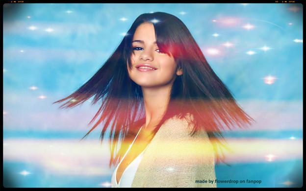 Cool Selena Gomez(40401)