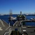 写真: ぷかり桟橋