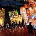 写真: 刈谷万燈祭