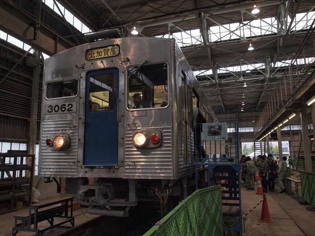 大阪市営地下鉄30系 緑木検車場01