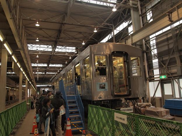 大阪市営地下鉄30系 緑木検車場05