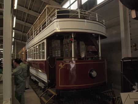 市電の保存車 緑木検車場04