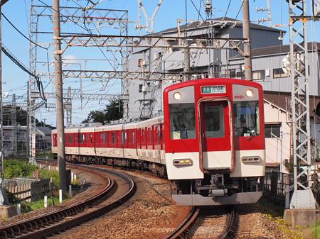 近鉄6600系準急 近鉄南大阪線土師ノ里~道明寺01