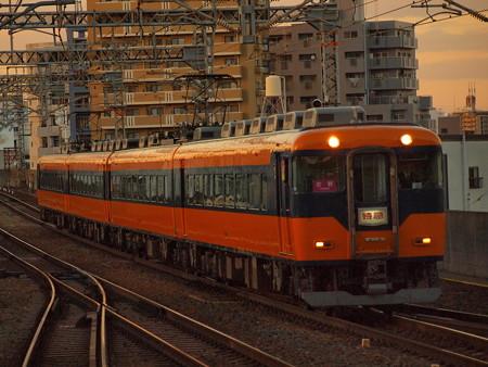 近鉄16000系吉野特急 近鉄南大阪線今川駅02