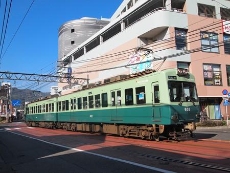 京阪600形 浜大津~三井寺01