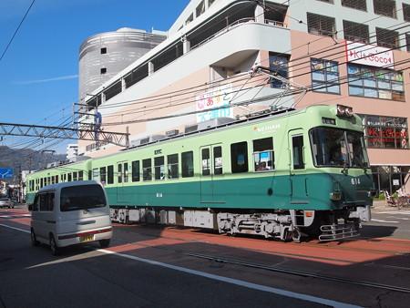 京阪600形 浜大津~三井寺02