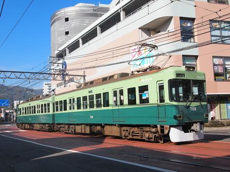 京阪700形 浜大津~三井寺01