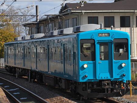 105系本線試運転 東海道本線山崎駅01