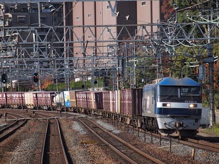 EF210貨物 東海道本線山崎駅01