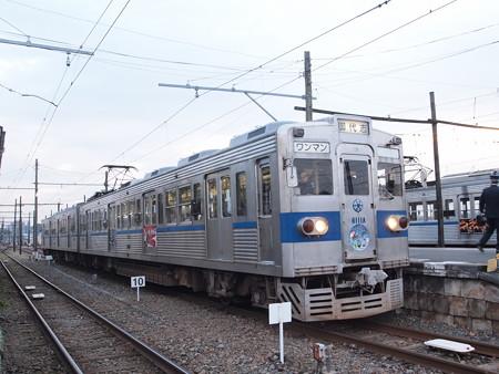 熊本電鉄6000系  菊池線北熊本駅02