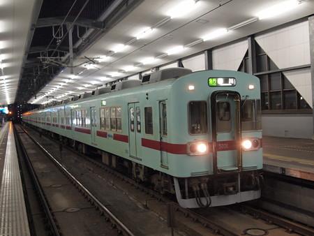 西鉄5000形急行 天神大牟田線薬院駅04