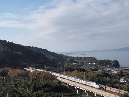N700系さくら 九州新幹線出水~新水俣01