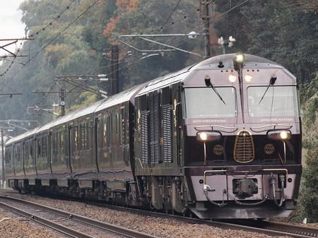 DF200 ななつ星 鹿児島本線天拝山~原田01