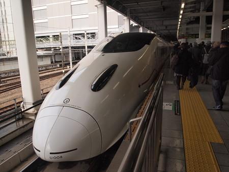 800系妖怪ウォッチ新幹線 九州新幹線博多駅02
