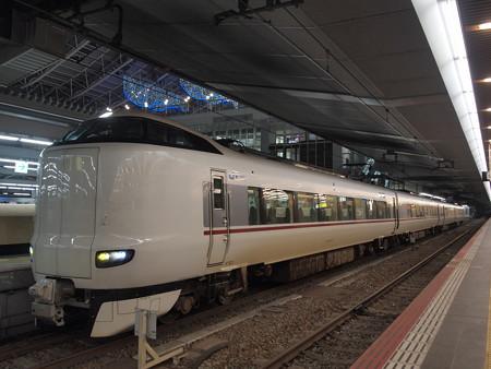287系特急こうのとり 東海道本線大阪駅01