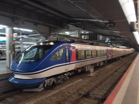 HOT7000系 スーパーはくと 東海道本線大阪駅03