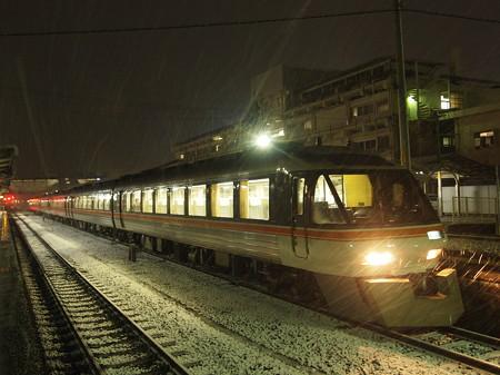 キハ85系ワイドビュー南紀 紀勢本線松阪駅01