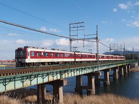 近鉄1800系急行 山田線宮町~小俣01