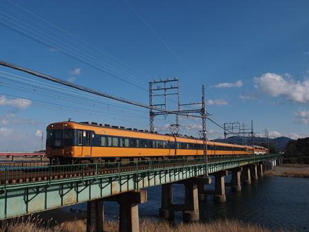 近鉄12200系特急 山田線宮町~小俣01