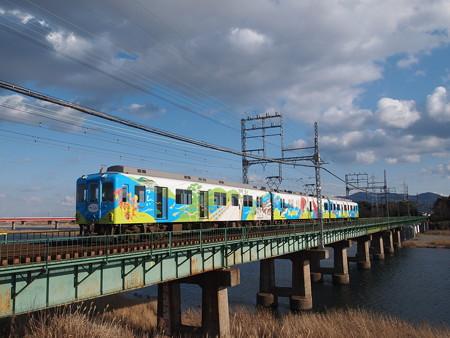 近鉄2013系つどい 山田線宮町~小俣01